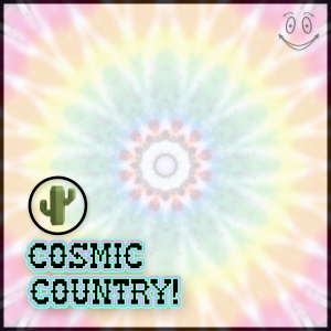 Cosmic Country Playlist